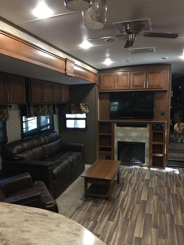 2017 Highland Ridge RV Open Range 3X 388RKS