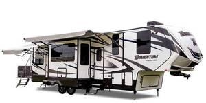 2017 Grand Design Momentum M-Class 349M