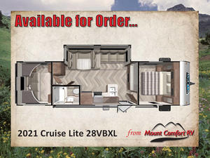 2021 Forest River Salem Cruise Lite 28VBXL