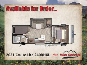 2021 Forest River Salem Cruise Lite 240BHXL