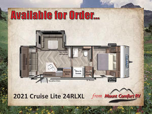 2021 Forest River Salem Cruise Lite 24RLXL