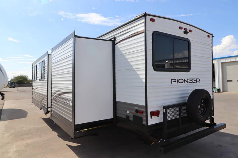 2021 Heartland Pioneer DS320