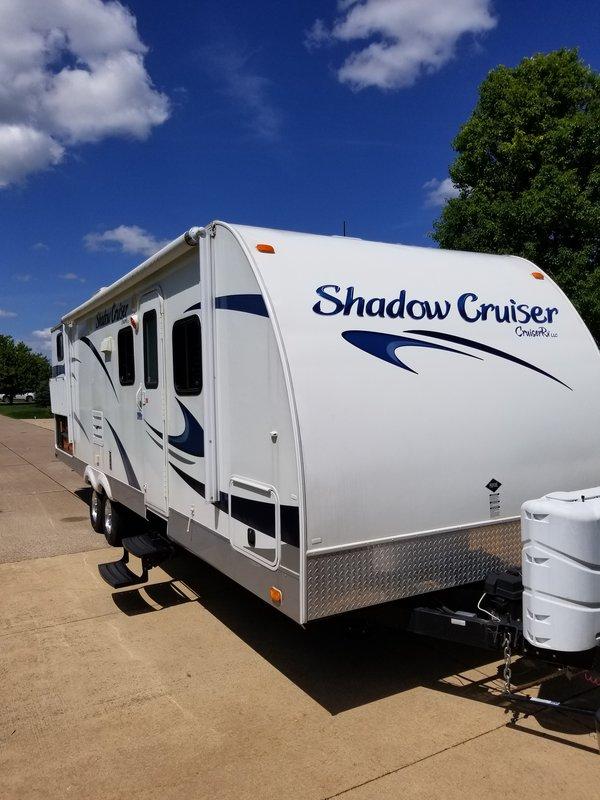 2013 Cruiser RV Shadow Cruiser 280QBS