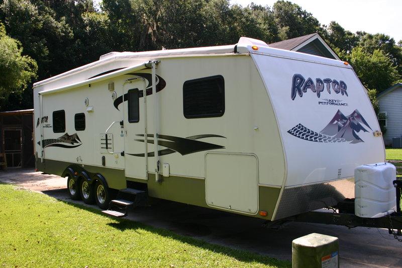 2007 Keystone Raptor 3110TT