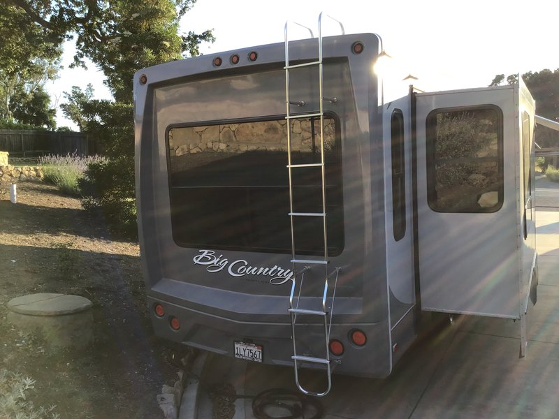 2011 Heartland Big Country 3250 TS