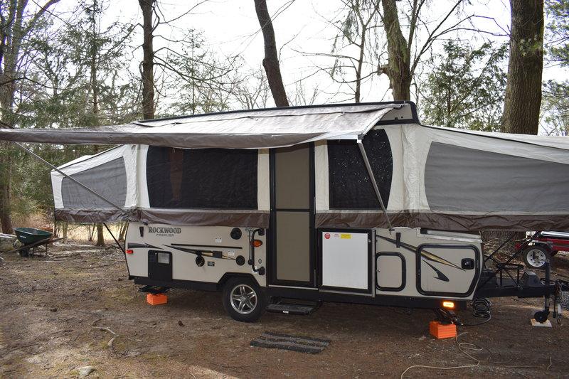2014 Forest River Rockwood Premier 2516G
