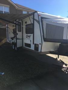 2016 Forest River Rockwood Roo 233S