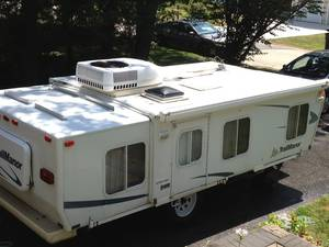 2007 TrailManor  2720SD