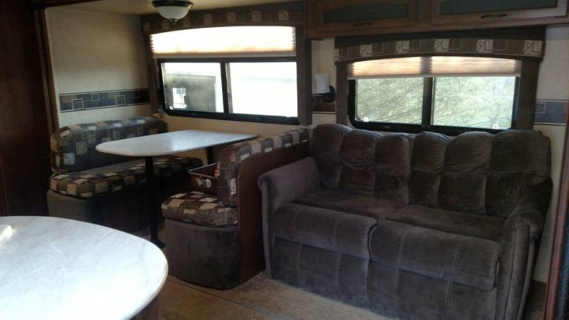 2014 Jayco White Hawk Ultra Lite Summit Editio 28DSBH