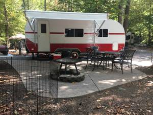 2018 Riverside RV Riverside Retro 189R