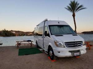 2014 Airstream Interstate 3500 EXT