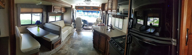 2013 Coachmen Mirada 32DS