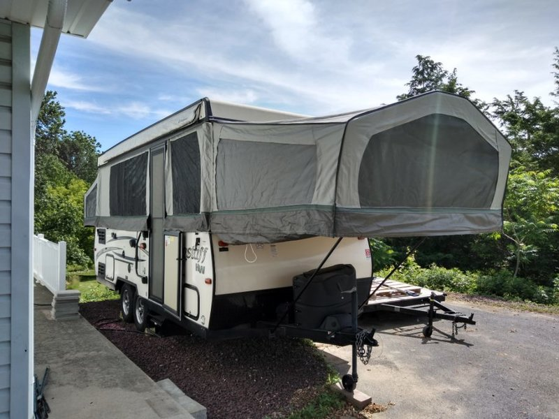2016 Forest River Flagstaff HW29SC for sale - Bath, PA
