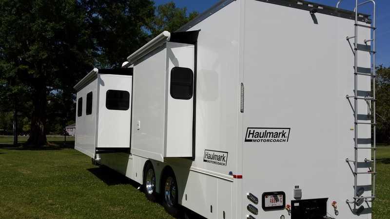 2014 Haulmark 4501GS CASCADIA, Class A - Diesel RV For Sale