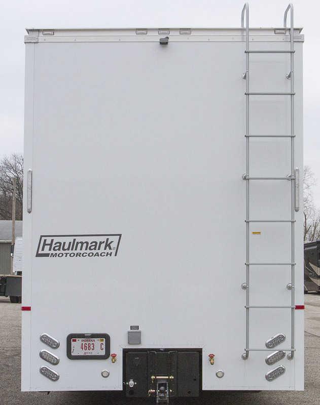 2014 Haulmark Haulmark 4501GS CASCADIA