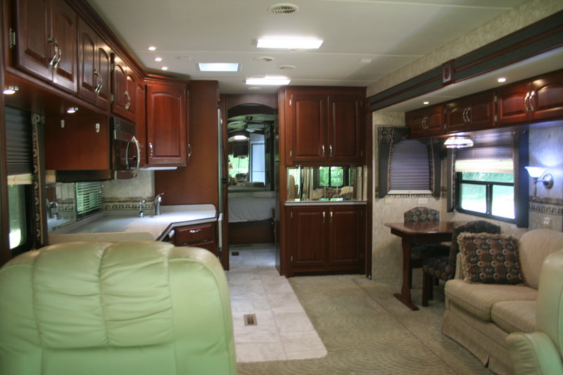 2005 Newmar Northern Star 3933