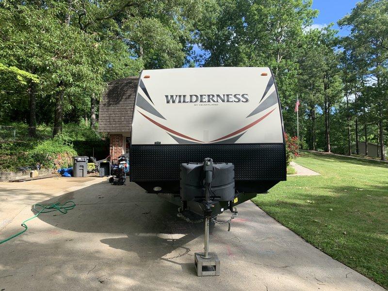 2016 Heartland Wilderness WD3175RE