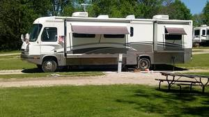 Georgie Boy Cruise Air Class A Gas New Used Rvs For Sale On