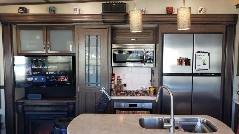 2019 Grand Design Solitude 377MBS