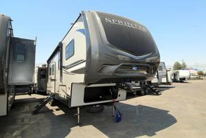 2020 Keystone Sprinter Limited 3530FWDEN