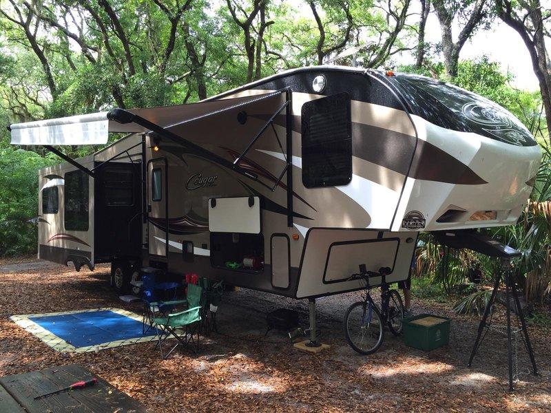 2015 Keystone Cougar 333MKS