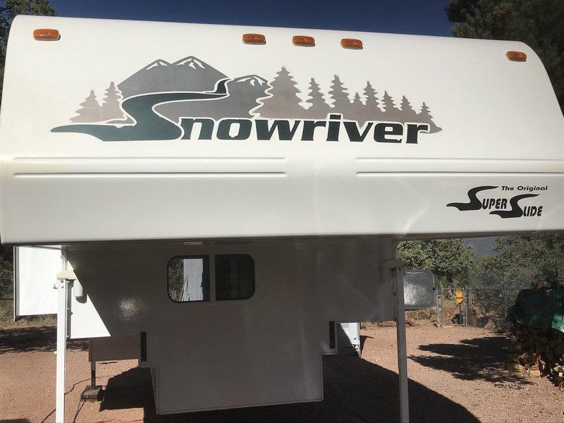 2008 Snow River Camper.com Snow River all season Super Slide 102 RK
