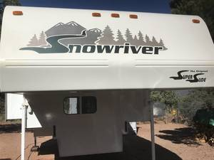 2008 Snow River Camper.com Snow River all season Super Slide 102 RK