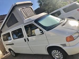 2000 DLM Camper Vans  VW Eurovan camper