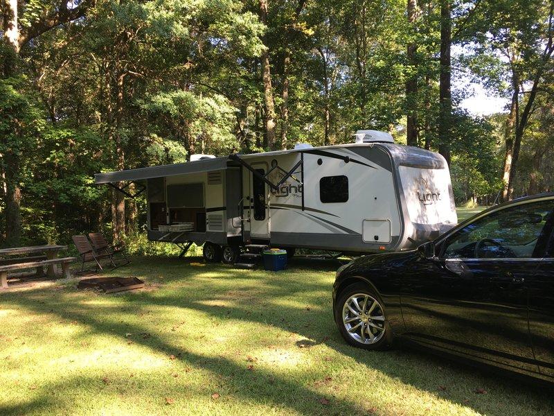2017 Highland Ridge RV Light Open Range 272RLS