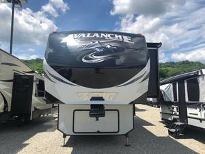 2016 Keystone Avalanche 391TG