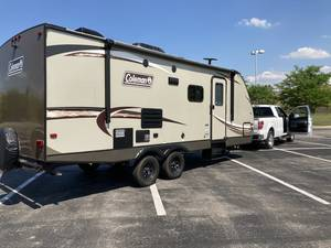 2018 Coleman Light LX 2155BH