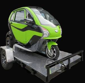 2020 Echo3  GREEN/Transport Trailer Combo