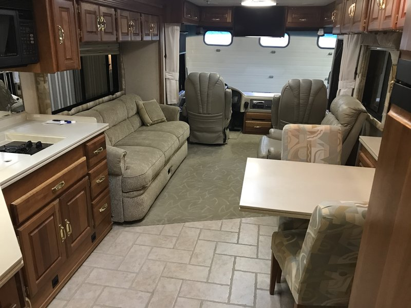 2002 Holiday Rambler Imperial 38PBD