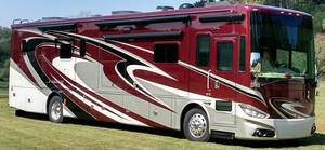 2015 Tiffin Phaeton 40QBH