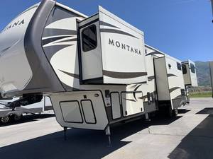 2016 Keystone Montana Legacy 3790RD