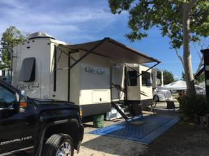 2018 Forest River Cedar Creek Silverback 37FLK  REDUCED