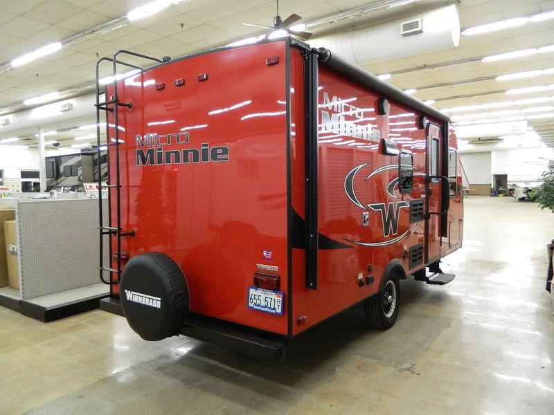 2017 Winnebago Micro Minnie 1700BH