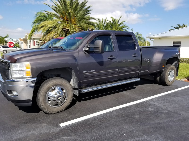 2011 Chevrolet Silverado 3500 HD Dually for sale - Avon park, FL