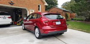 2017 Ford Focus 2.0L TIVCT GDI 1-4
