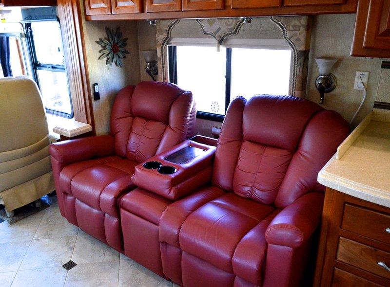 2007 Tiffin Allegro Bus 40QSP