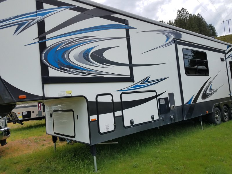 2014 Heartland Cyclone 4000