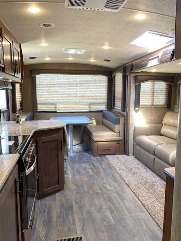 2020 Outdoors RV Black Stone 250RDS