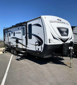 2020 Outdoors RV Black Stone 250RDS