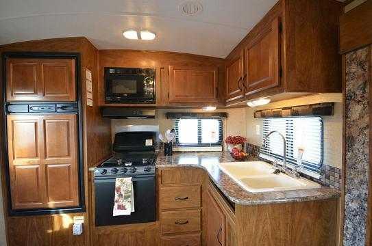 2015 Outdoors RV Creek Side 23RKS