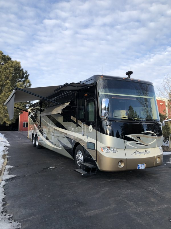 2012 Tiffin Allegro Bus 43QGP