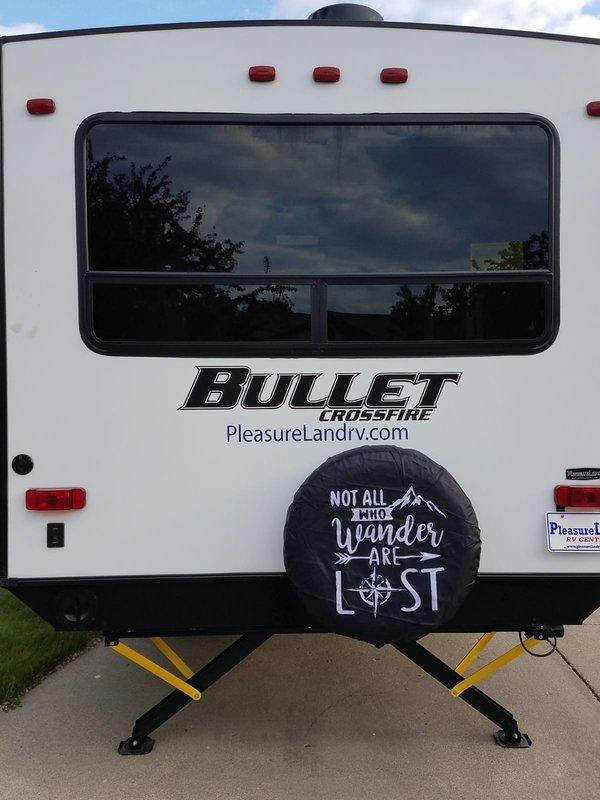 2020 Keystone Bullet Crossfire