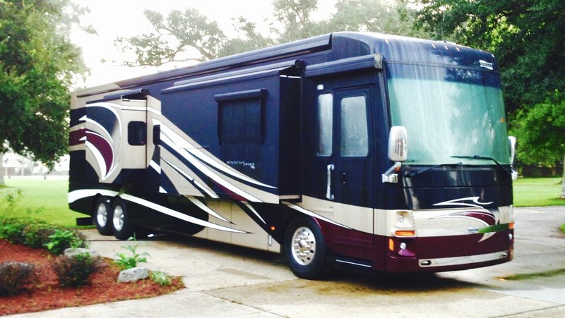 2014 Newmar Mountain Aire 4364