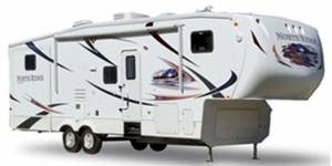 2010 Coachmen North Ridge 290RKD