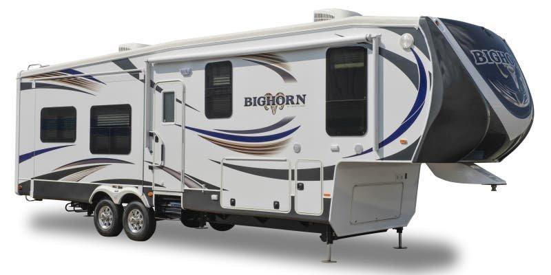 2017 Heartland Bighorn 3585RL