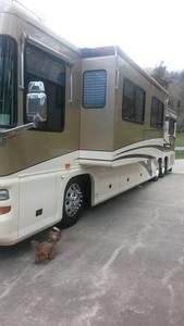 2002 Foretravel Motorcoach  ftc 02 4020 agds u320t e31